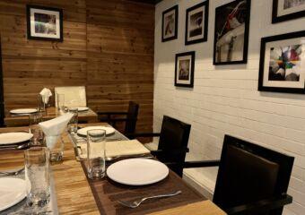 Taipa Cafe Interior Tables Macau Lifestyle