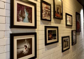 Taipa Cafe Wall Frames Macau Lifestyle