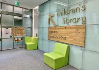 Taipa Central Library Childrens Area Macau Lifestyle