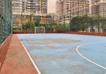 Taipa Central Park Sports Area Macau Lifestyle