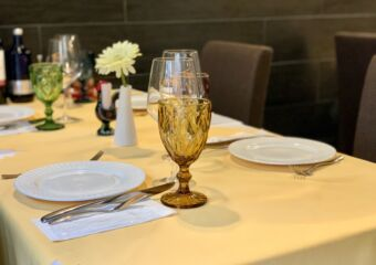 Toca Restaurant Glasses Detail Macau Lifestyle