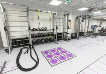 anytime fitness gym equipment machines macau gyms