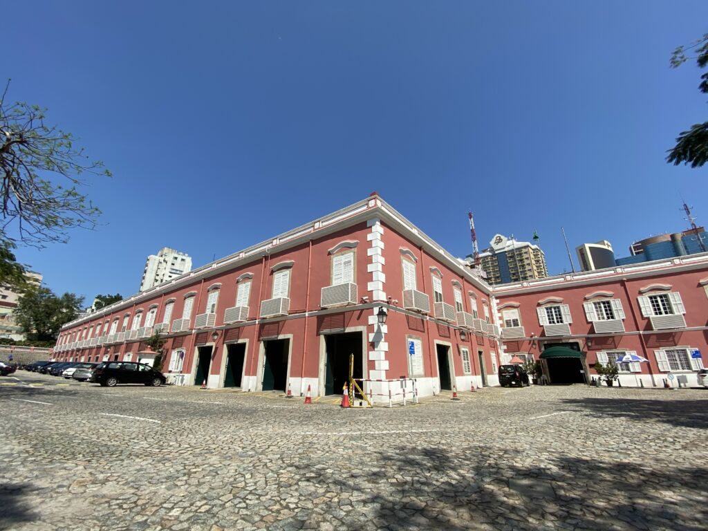 st francisco barracks panoramic macau