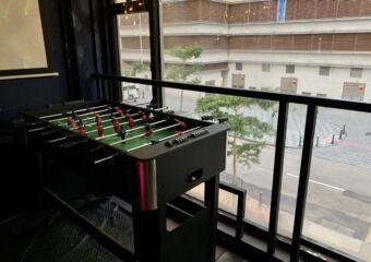 Agora Bar Fooseball Inside Macau Lifestyle