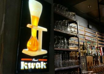 Agora Bar Poster Beer Macau Lifestyle