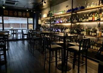 Agora Bar Space Inside Macau Lifestyle
