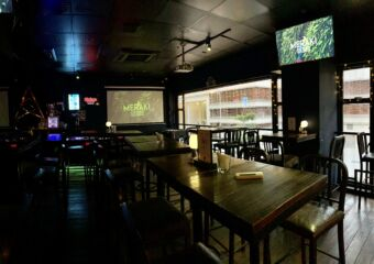 Agora Bar Tables in the Middle Macau Lifestyle