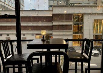Agora Bar Window Table Macau Lifestyle