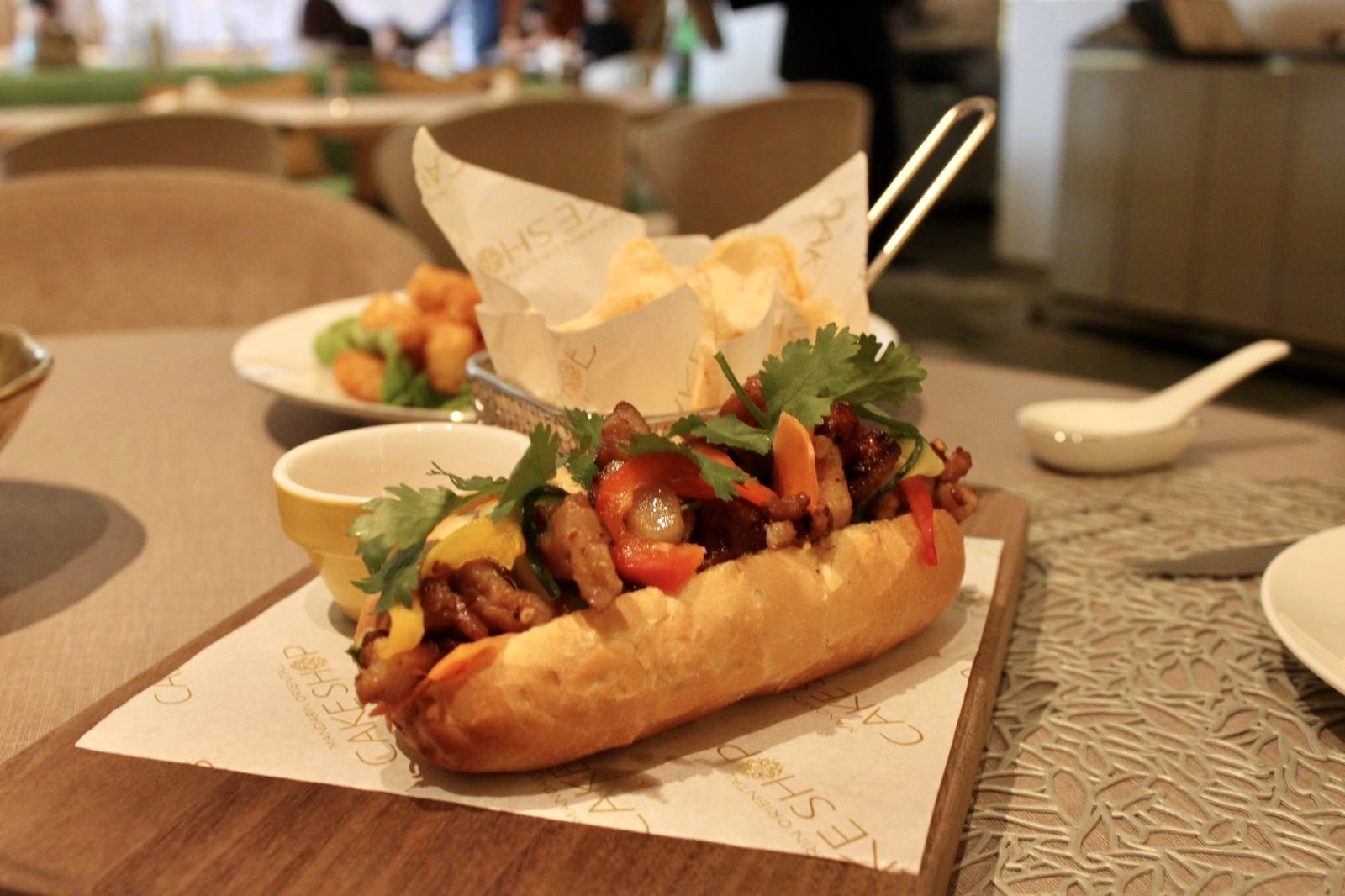 Banh Mi Vietnamese Lobby Lounge April 2020 Macau Lifestyle