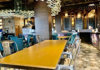 Capriccio Fishermans Wharf Inside Big Tables Macau Lifestyle