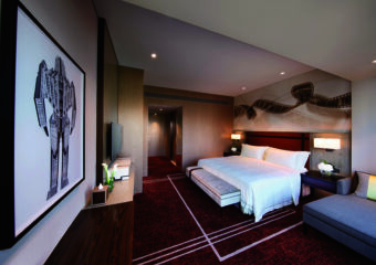 Celebrity King room Studio City Macau