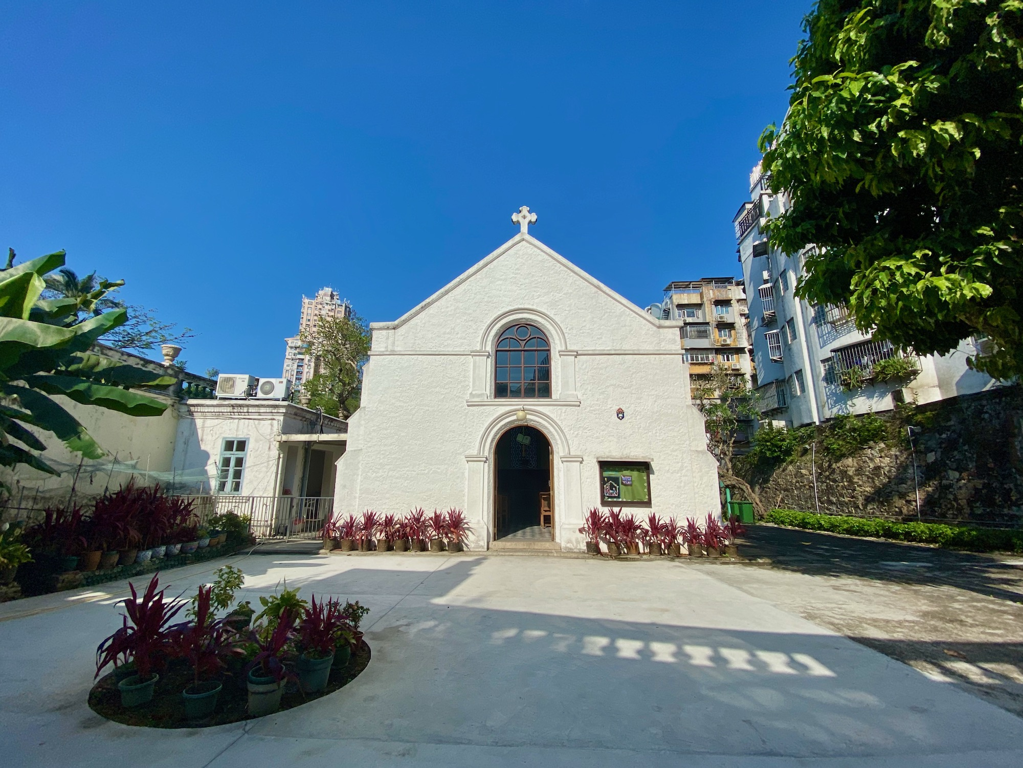 morrison chapel protestant church macau