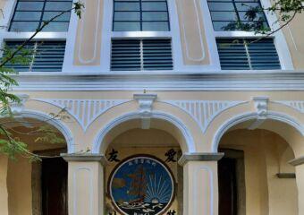 Old Ricci Heritage in Sai Van Vertical Macau Lifestyle