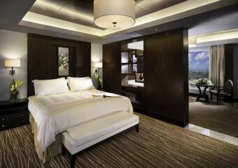 Sands Macao_Deluxe Suite – Bedroom 2