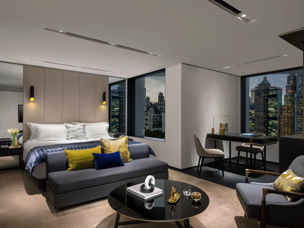THE MURRAY – N3 Grand Deluxe Room Night City View