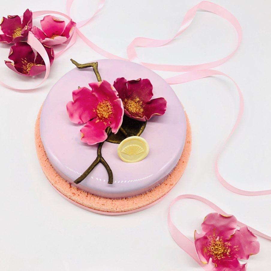 The Mandarin Cake Shop Mother's Day cake 2020