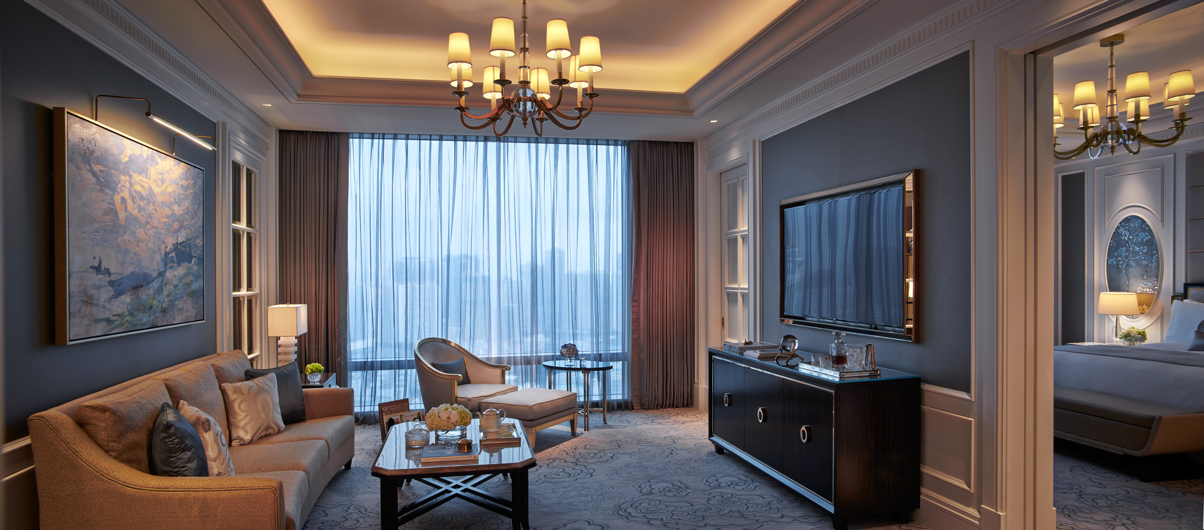 The Ritz-Carlton, Macau_Premier suite