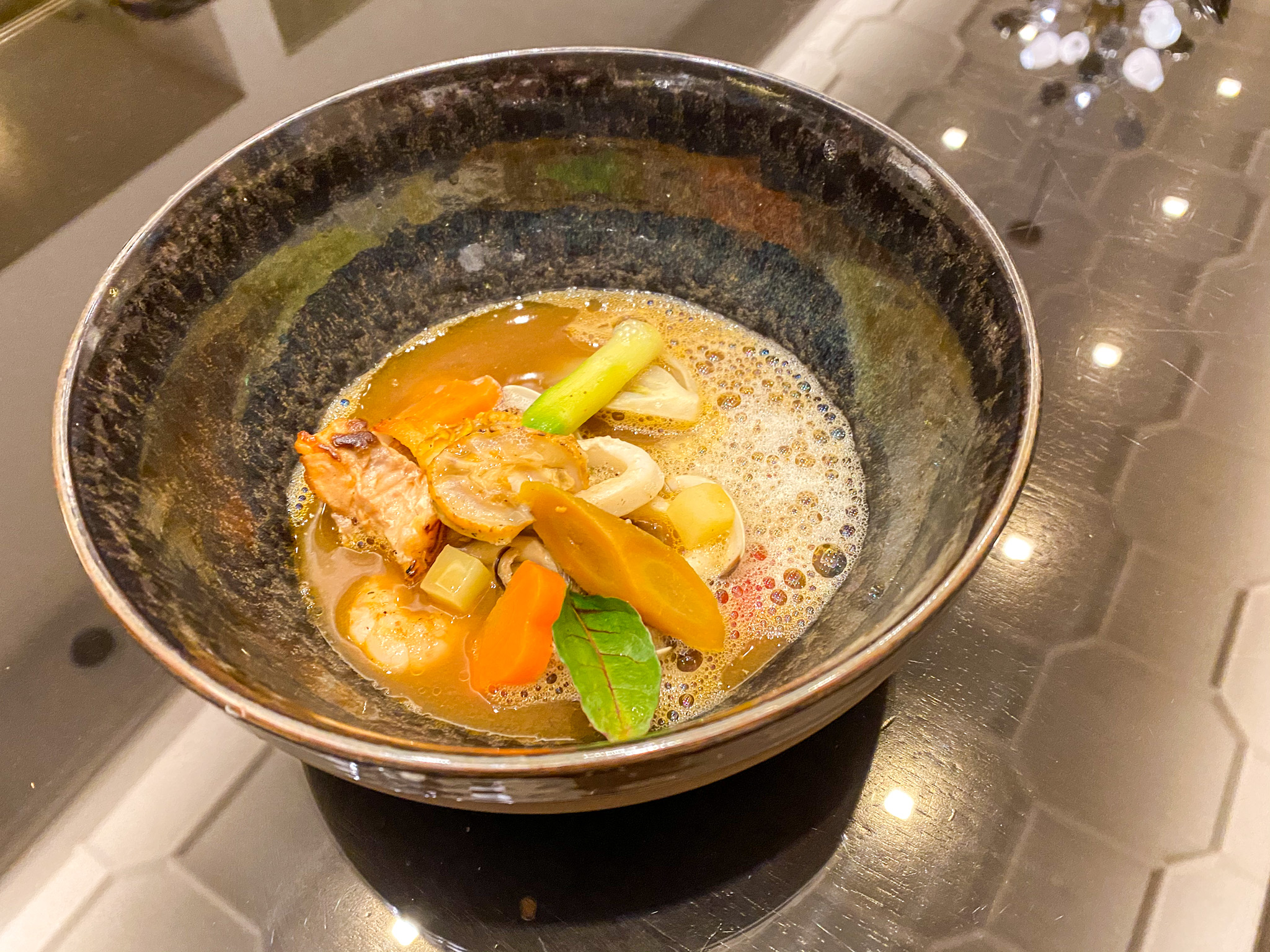 bouillabaisse let's have lunch in spring the manor st regis macao