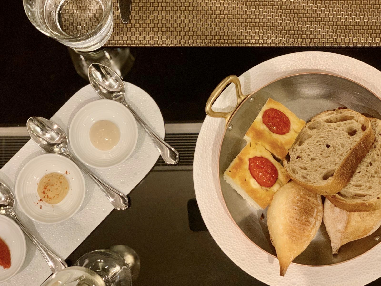 bread let's have lunch in spring the manor st regis macao