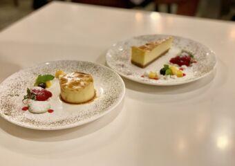 1826 Restaurante Tennis Club Desserts Macau Lifestyle