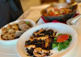 1826 Restaurante Tennis Club Dishes Macau Lifestyle