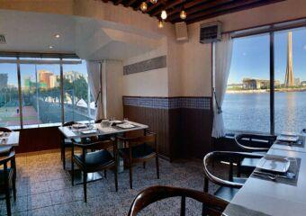 1826 Restaurante Tennis Club Indoor with a View Macau Lifestyle