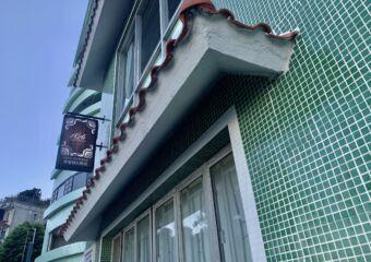 1826 Restaurante Tennis Club Outdoor Plaque Macau Lifestyle