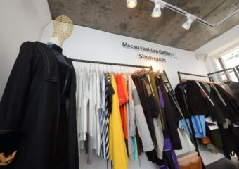 Brand story macao fashion gallery III shop inside