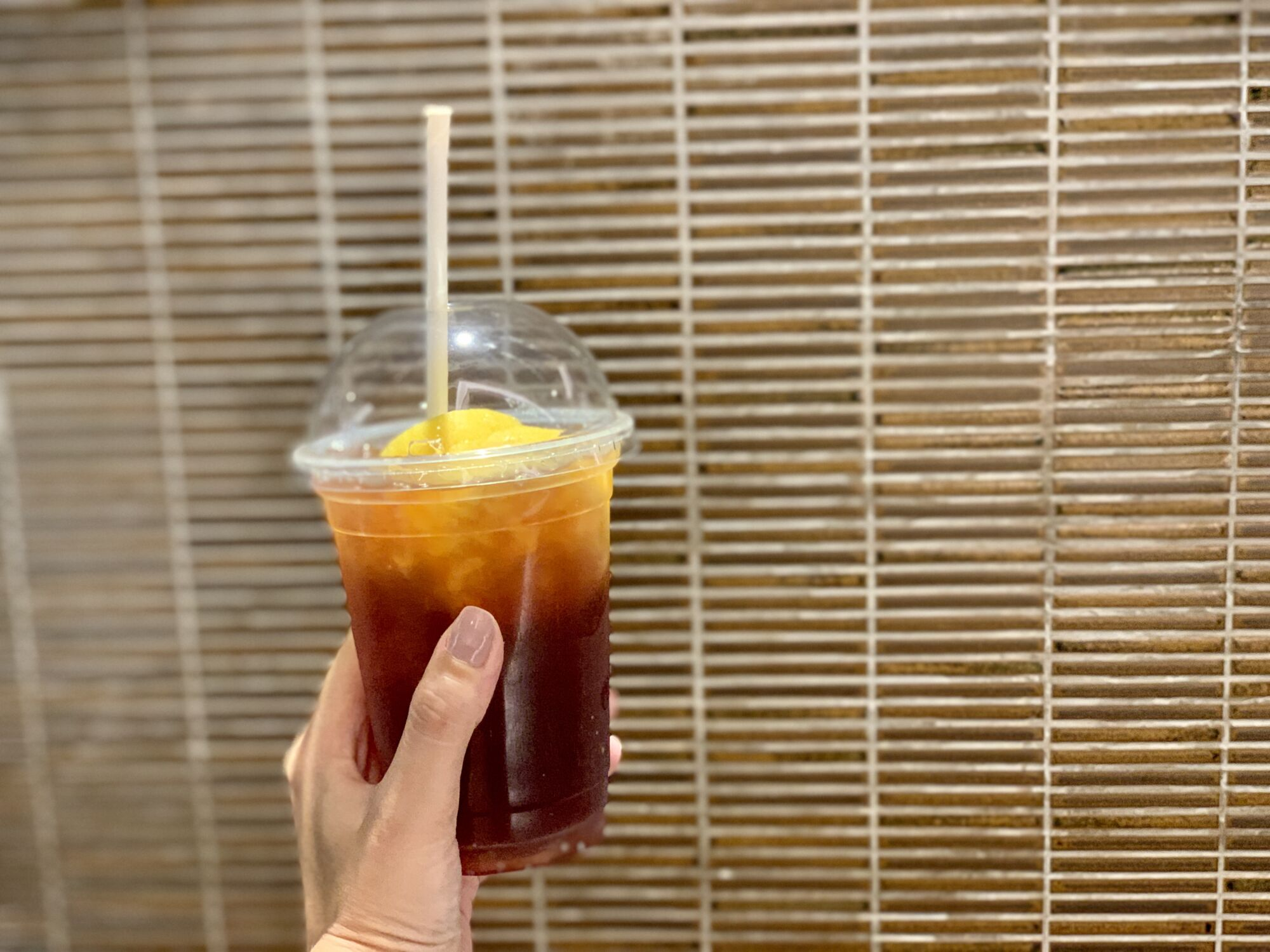 Must-try Macau drinks-New Yaohan Food Court Iced Lemon Tea Macau Lifestyle