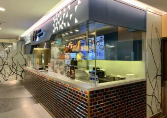 New Yaohan Food Court Window Restaurant Chinese Food Macau Lifestyle
