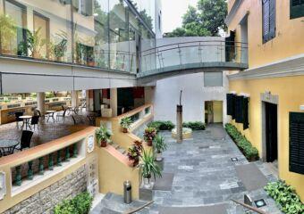 Sir Robert Ho Tung Panoramic Photo Inside Exterior Macau Lifestyle