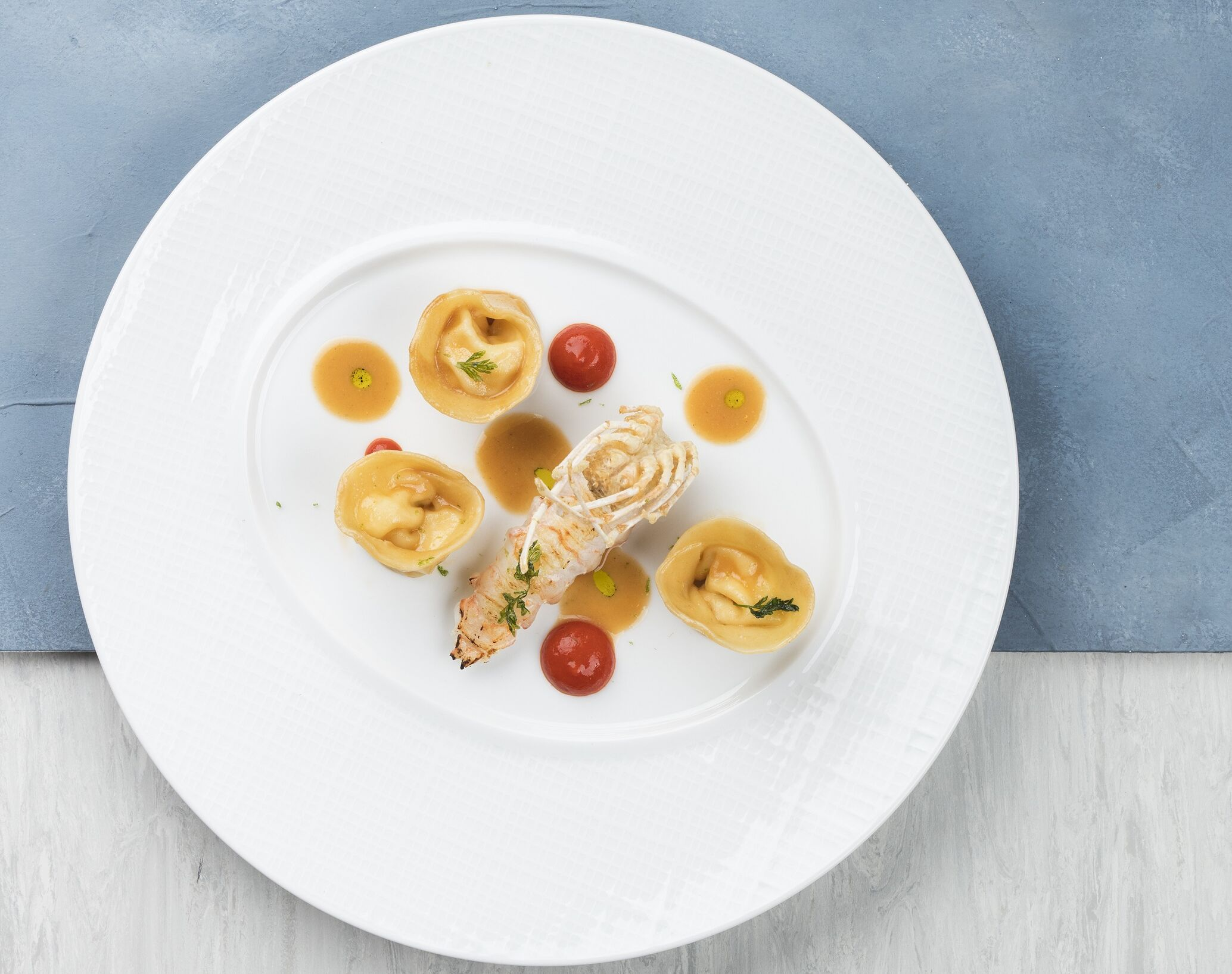 The Manor june 2020 Stories of the Sea KAMCHATKA KING CRAB and LANGOUSTINE