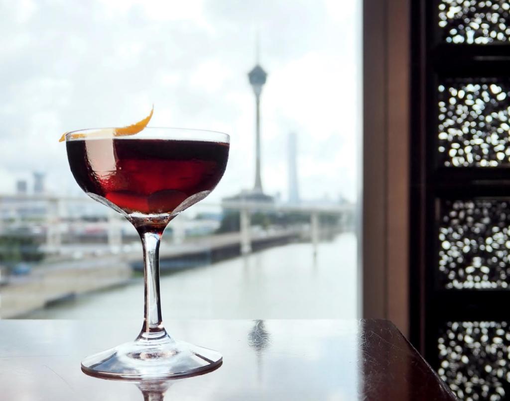 The revival cocktail vida rica bar