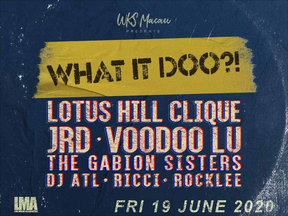 What it doo party at LMA June 2020