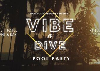 darkroom pool party