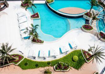 the macau roosevelt pool