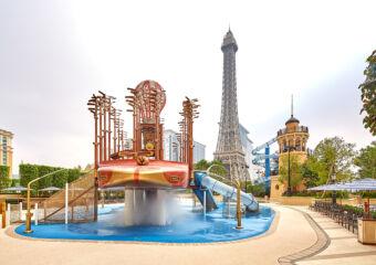 Aqua World at The Parisian Macao