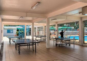 Hac Sa Public Swimming Pool Facilities Ping Pong Area Macau Lifestyle