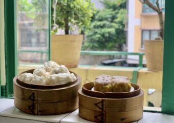 Long Wa Tea House Indoor Yam Cha at the Window Macau Lifestyle