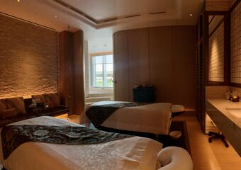 MGM Cotai Tria Spa Interior Treatment Room Macau Lifestyle