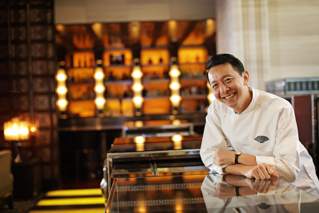 Mandarin Oriental, Macau Cooking Classes-Executive Sous Chef – Ethan Hiew