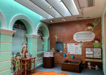 Museum of Taipa and Coloane History Indoor Kids Area Macau Lifestyle