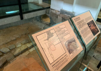 Museum of Taipa and Coloane History Indoor Map Macau Lifestyle