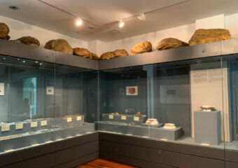 Museum of Taipa and Coloane History Indoor Stones and Artefacts Macau Lifestyle
