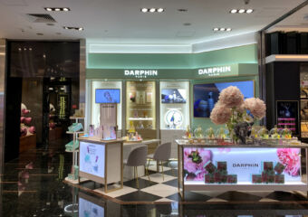 New Yaohan 1F Beauty Darphin Macau Lifestyle