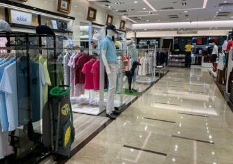 New Yaohan 2F Mens & Ladies Fashion Adabat Macau Lifestyle