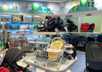 New Yaohan 5F Baby Products Strollers Macau Lifestyle