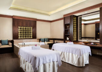 Sheraton Grand Macao Cotai Strip Shine Spa Couple Room