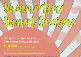 Summertime Sunset Sessions Vida Rica Bar