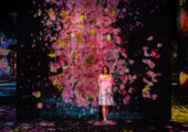 Teamlab Macao Valley of Flowers and People Lost, Immersed and Reborn